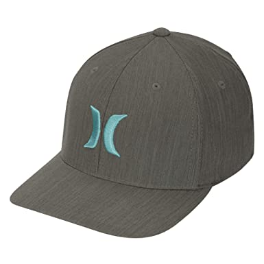 14efe7059c9ec3 Image Unavailable. Image not available for. Color: Hurley Mens Dri Fit  Cutback Cap ...