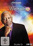 Mysterien des Weltalls - Mit Morgan Freeman, Staffel 3 [2 DVDs]
