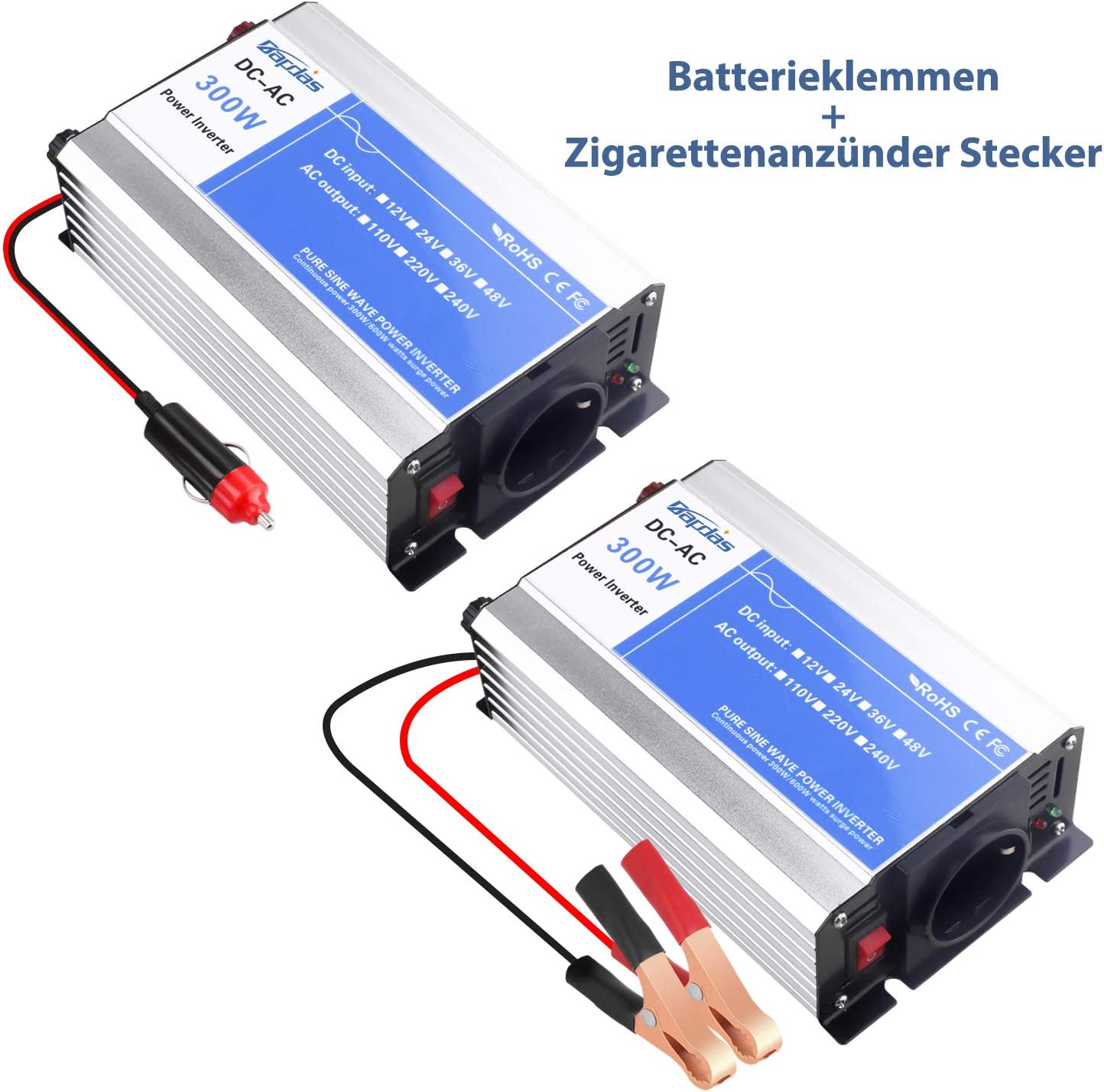 Bapdas 300 W Pure Sine Wave Inverter Elektronik