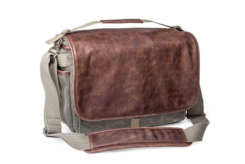 Think Tank Retrospective Leather 30 Camera Bag (Pinestone)