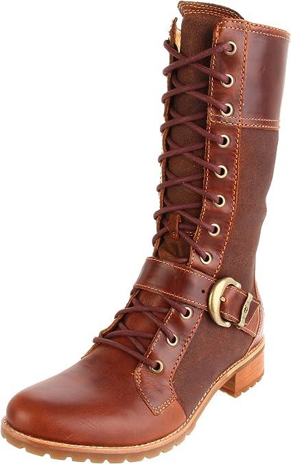 celebrazione Visualizza Internet Per  Timberland Women's 26640 Bethel Buckle Boot, Medium Brown, 6.5 W US:  Amazon.co.uk: Shoes & Bags