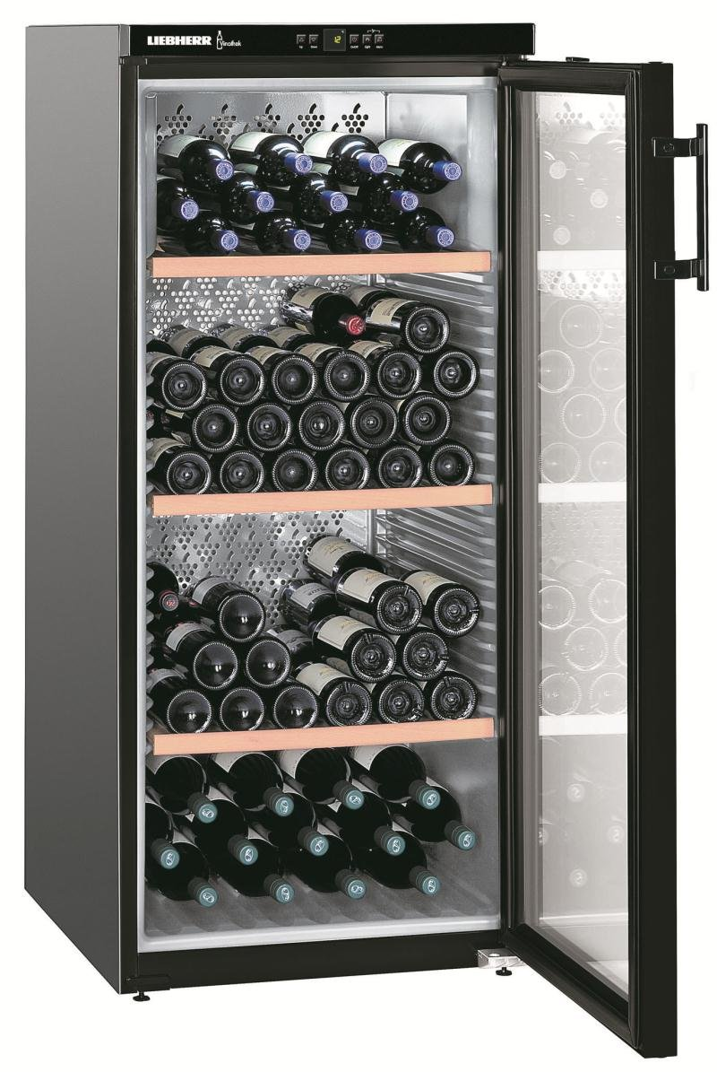 Liebherr WKB-3212 Weinkühlschrank/A / 164 bouteilles [Energieklasse A] WKB 3212-20