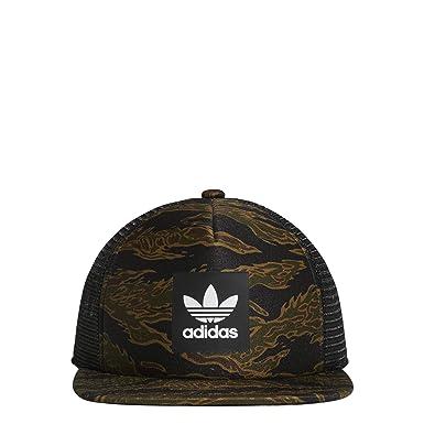 327ede143a5 adidas Men s Trucker Camo Hat