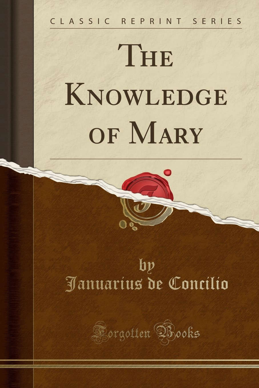 Download The Knowledge of Mary (Classic Reprint) ebook