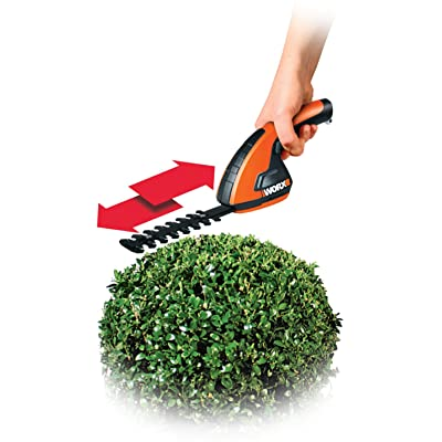 WORX WG800.1 3.6-Volt Lithium-Ion Cordless Grass Shear/Hedge Trimmer review