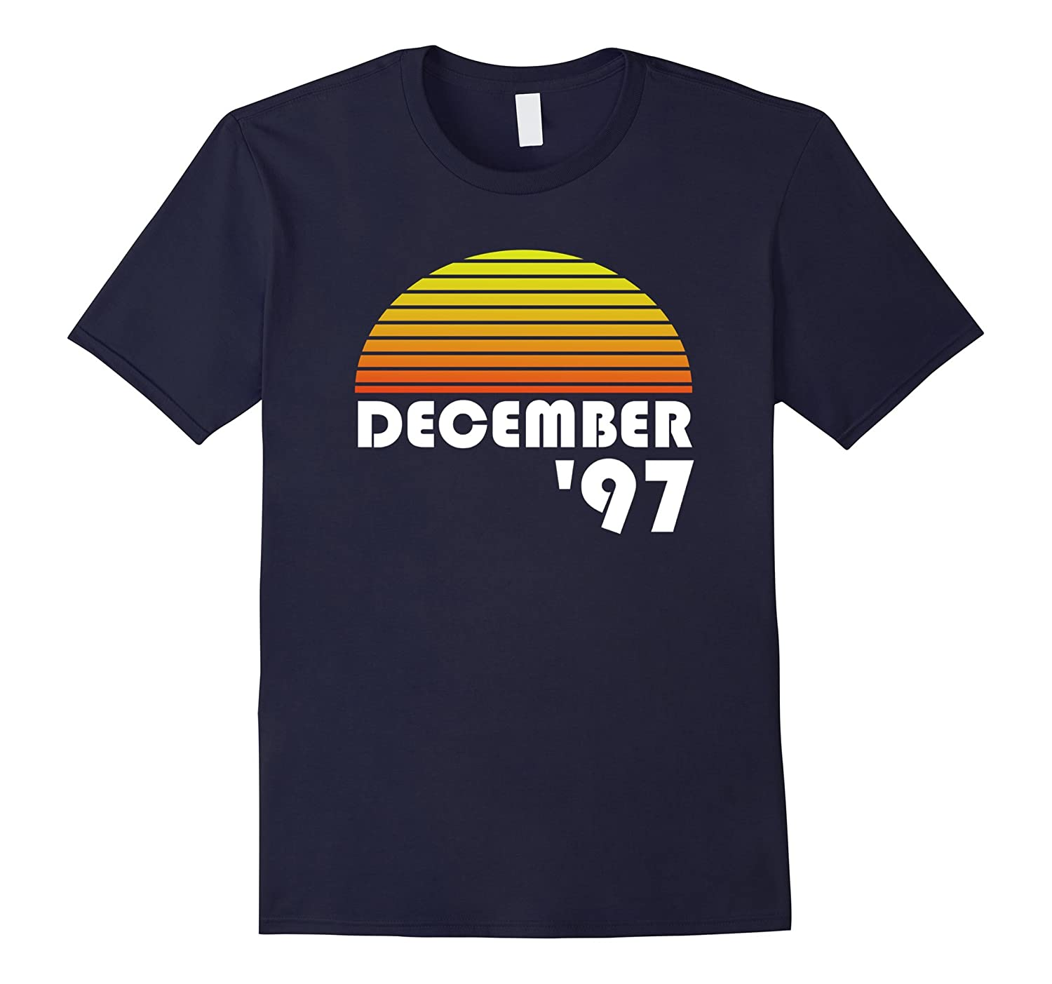 December '97 20th Birthday T-Shirt-FL