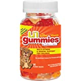 Childrens Gummies - Complete Kids MultiVitamin and Mineral Support in Childrens Vitamins - Mama's Select Li'l Gummies Contain Vitamins A, C, D, E, B & More - Improved Great Tasting Gummy Vitamins!