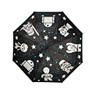 Star Wars - Liquid Reactive Color Changing Umbrella 36 x 21in