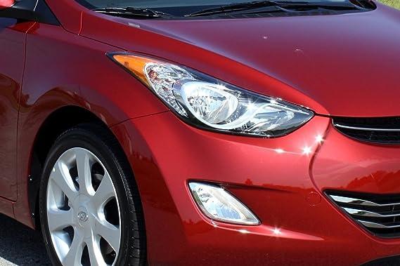 Amazon Com Hyundai Elantra 11 13 Headlight Assembly Usa Built Rh