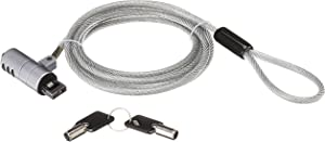 CTA Digital LT-PL USB 3.0 Security Cable Lock for MacBook Air/Pro