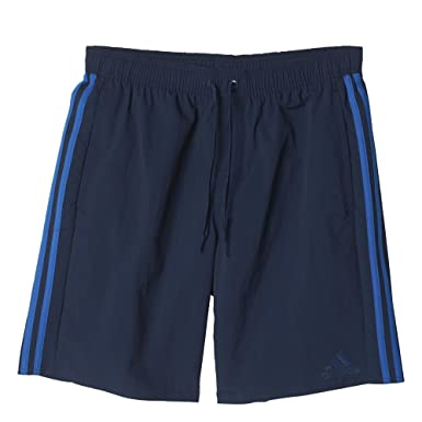 164be5c2c9 adidas Men's 3-Stripes CL Water Shorts: Amazon.co.uk: Clothing