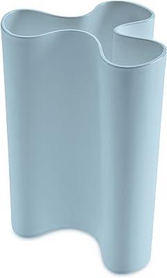 Koziol Clara L Vase, Powder Blue
