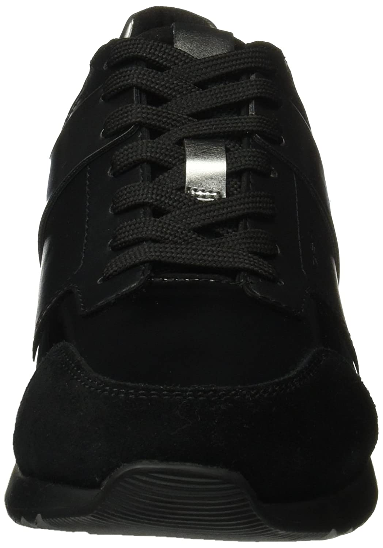 Geox (schwarz) Damen D DEYNNA D Sneaker Schwarz (schwarz) Geox ac7701