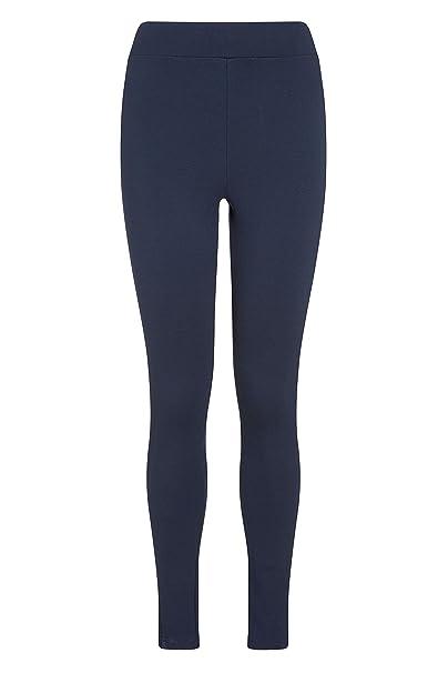 next Mujer Pantalones Ajustados Leggings Mallas Punto Roma ...