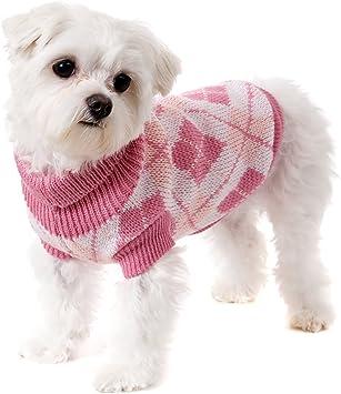 Collar de Perro//Cachorro de cuadros a Cuadros Tartán Con Diamante Terrier Escocés maltés Pom
