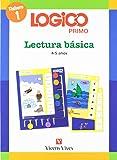 Logico Primo Lectura Basica 1 (4-5 Años) - 9788431682736