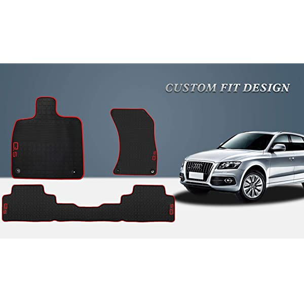 13-ON HEAVY DUTY CAR BOOT LINER COVER PROTECTOR MAT FOR AUDI Q3 RS