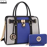 Women Fashion Purses and DesignerHandbags Ladies Satchel Handbag for women~Tote  Bag Shoulder Bags with 35b6c5d53788a