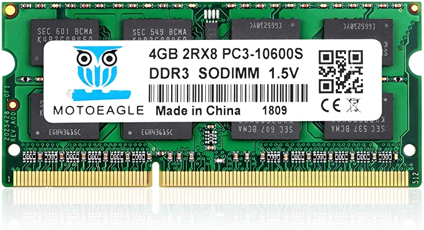 DDR3L 1333MHz 4GB 1.35V General Full Compatibility Memory RAM Module for Desktop PC Fast