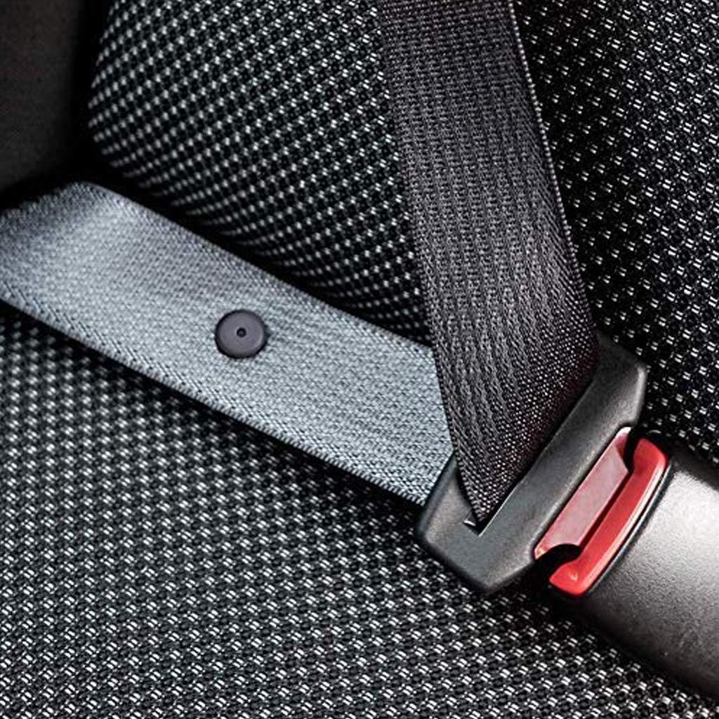 LEEQ Cintura Stop Pulsante Grigio con Manico in Legno punteruolo Senza Saldatura /è Necessario per carico e Scarico 15/Set