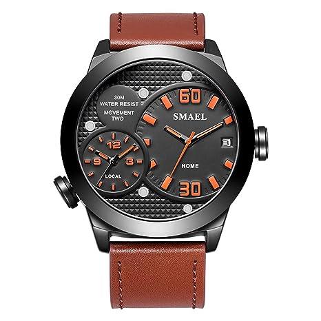Blisfille Reloj Hombre Elegante Reloj Hombre Joven Reloj Hombre Reloj de  Buceo Relojes Digitales Inteligentes 8cb1a0f0f460