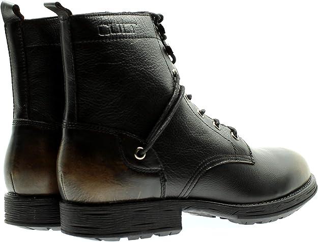 Cult Ozzy Mid 416 Leather, Stivali, Uomo: MainApps: Amazon