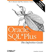 Oracle Sql*Plus: The Definitive Guide (Definitive Guides)