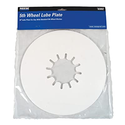 Reese Towpower 83002 Fifth Wheel Lube Plate: Automotive