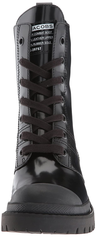 Marc Jacobs Women's B0787D6T86 Bristol Laced Ankle Boot B0787D6T86 Women's 39 M EU (9 US)|Black 001 15d1e3