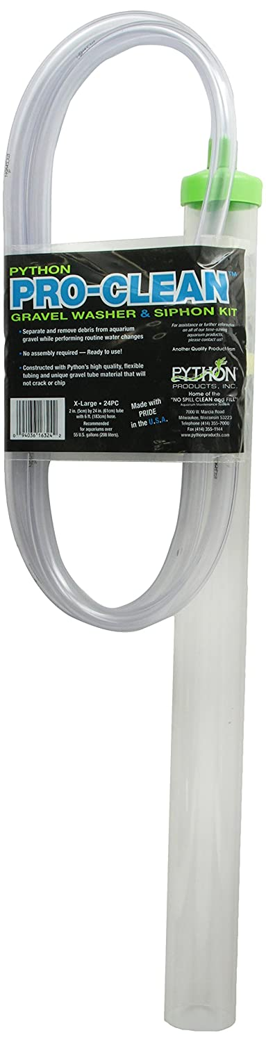 B0002APRYW Python PRO Clean - Extra Large (for Tanks to 55 Gallons) 71H5zeyaCdL