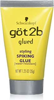 product image for Schwarzkopf got2b Glued Styling Spiking Glue 1.25 oz (Pack of 6)