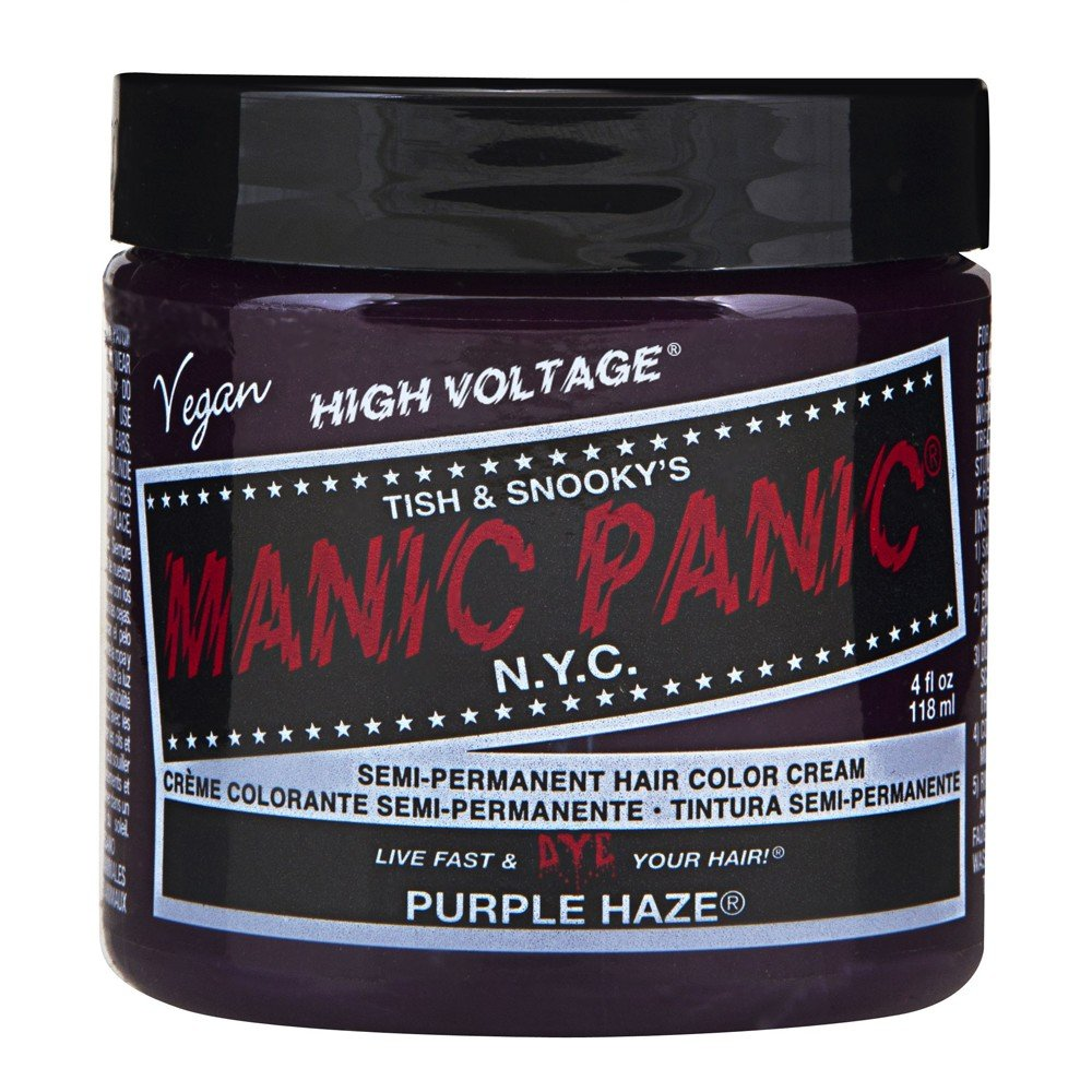 Amazon Manic Panic Classic Creme Hair Color Voodoo Blue