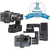 FeiyuTech WG23-Achsen-IP67360Grad Wasserdicht Tragbar Outdoor Wasser Sport Gimbal für GoPro Hero5hero4Session AEE SJCAM und andere gleichgroßer Action Kameras