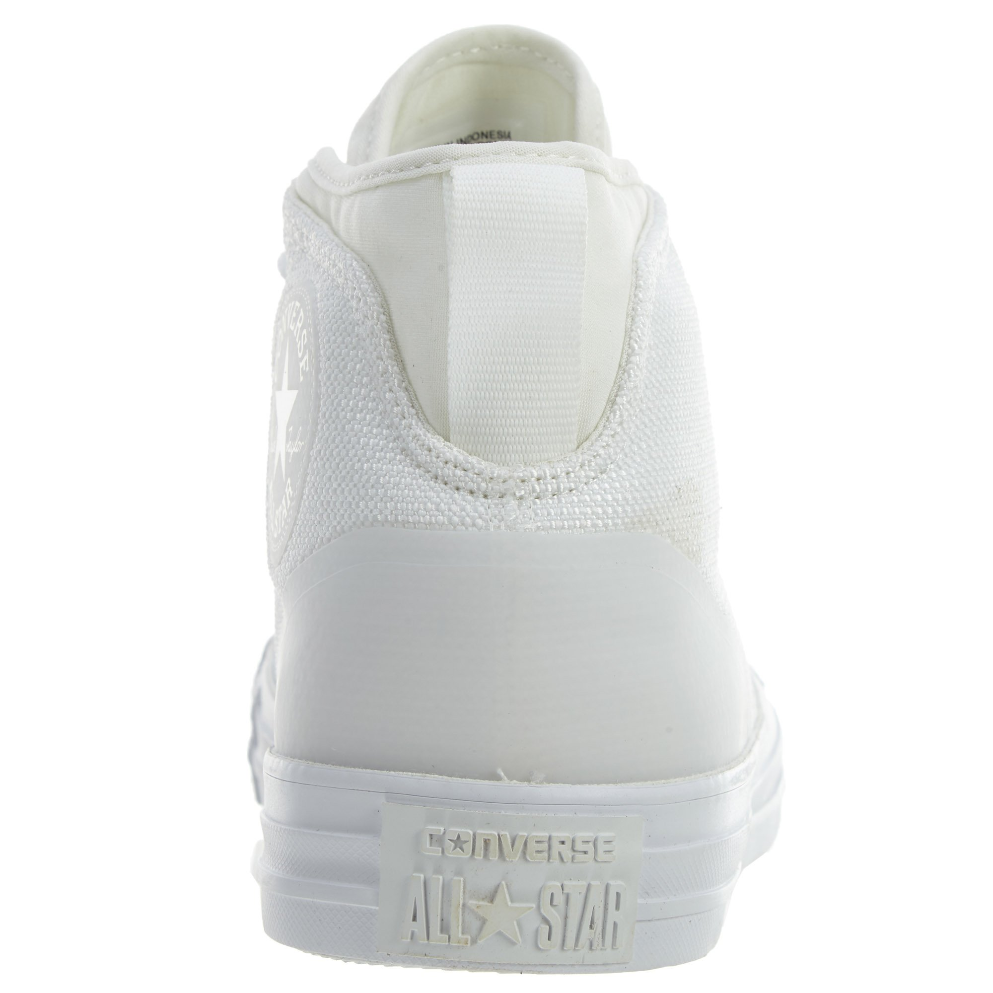 Scarpa Syde Star Street All white Mid Converse zx7w4Cqz