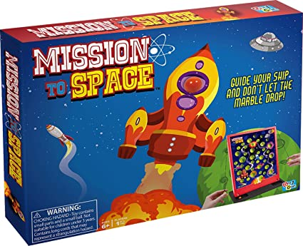 182d2e12238 Amazon.com: Mission to Space Game: Toys & Games