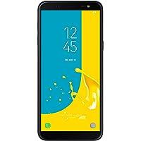 Samsung Galaxy J6 (2018) Smartphone, Nero, 32 GB Espandibili, Dual Sim [Versione Italiana]