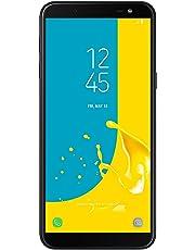 Samsung Galaxy J6 Smartphone débloqué LTE (Ecran : 5,6 Pouces - 32 Go - Dual SIM - Android) Noir