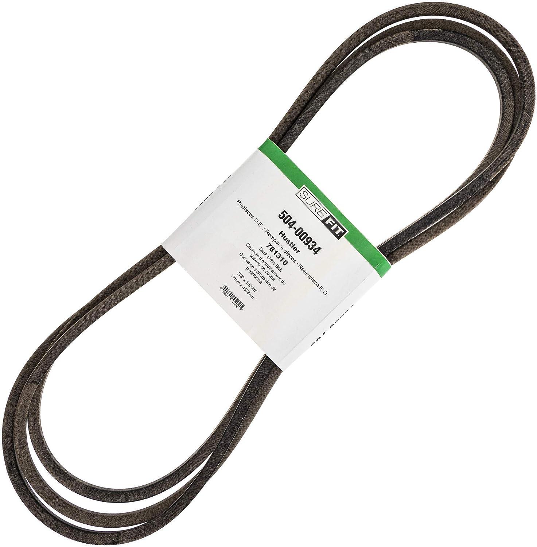 OEM Replacement Belt Hustler 781310 Belt Application Deck  Belt Application Dec