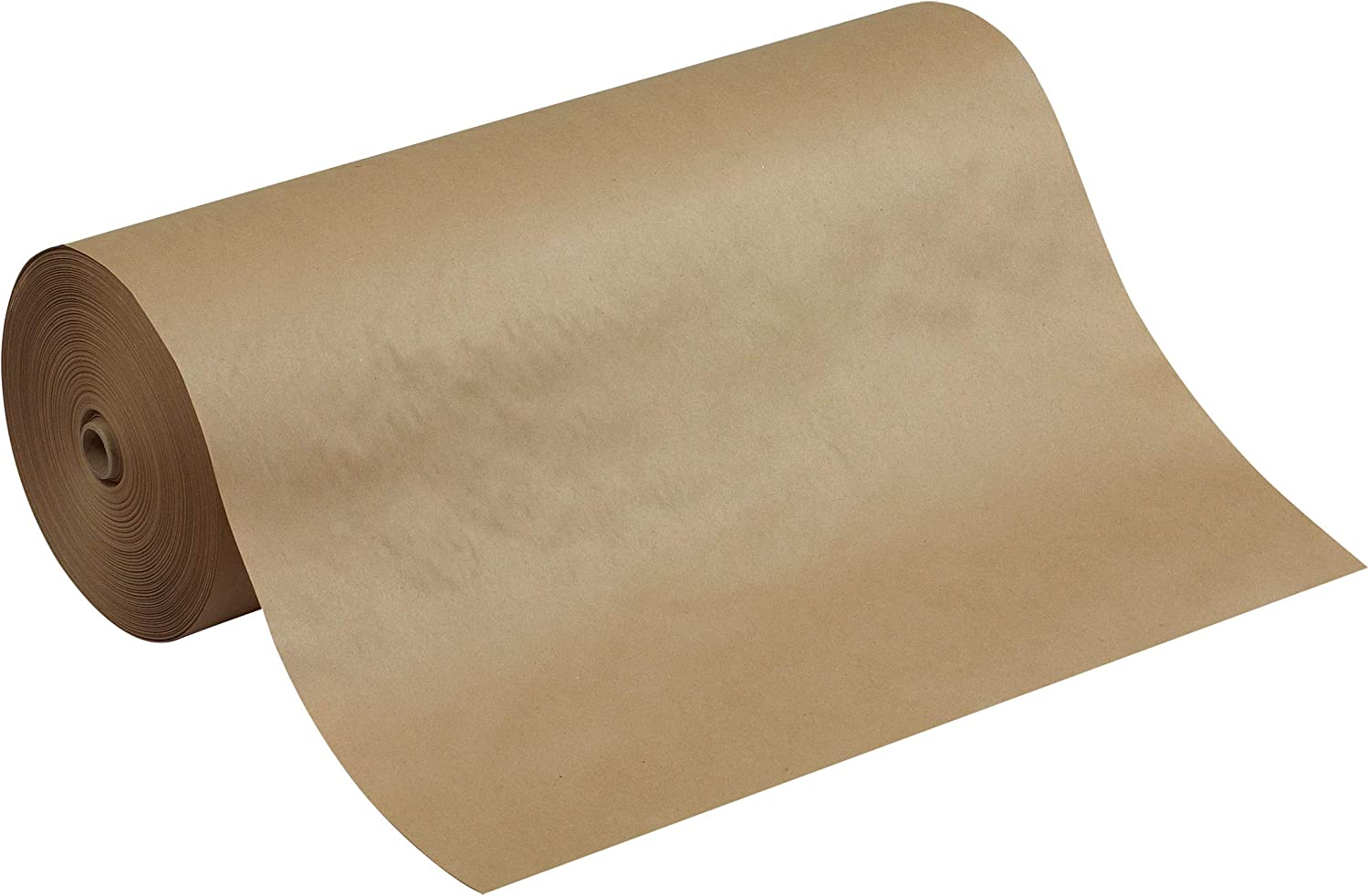 "Pacon 5824 Kraft Paper Roll, 50 lbs., 24"" x 1000 ft, Natural,Brown"