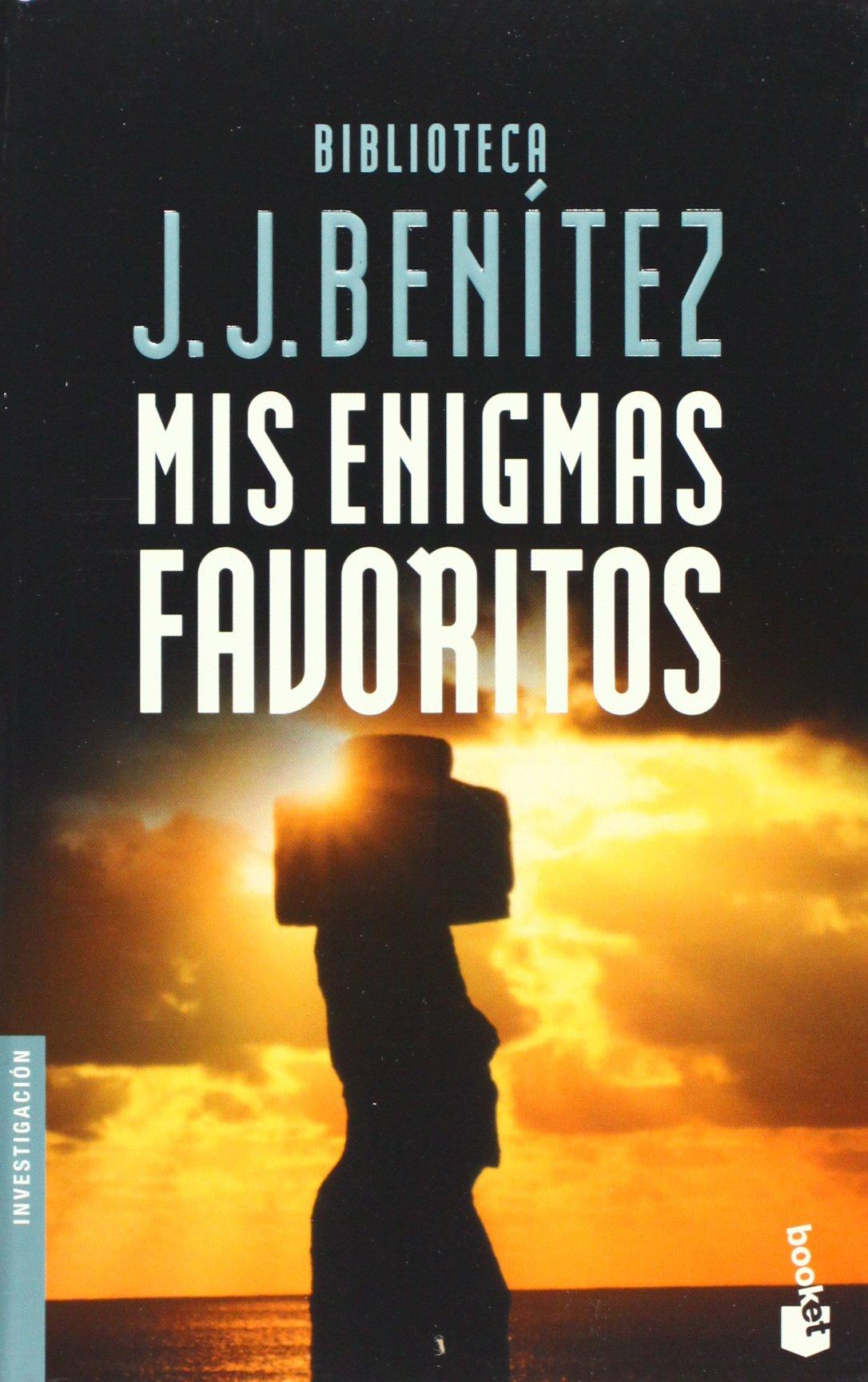 Mis enigmas favoritos (Biblioteca J. J. Benítez): Amazon.es: J.J. ...