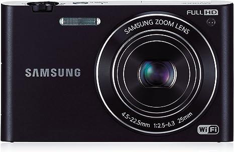 Samsung MV MV900F Cámara compacta 16.3MP CMOS 4608 x 3456Pixeles Negro: Amazon.es: Electrónica