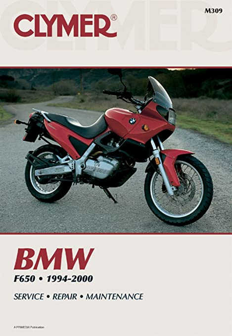 amazon com clymer repair manual for bmw f650 f 650 94 00 automotive rh amazon com bmw f 650 user manual bmw f650gs service manual