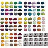 MyBoshi Wolle No. 1 Mix- Sortiment