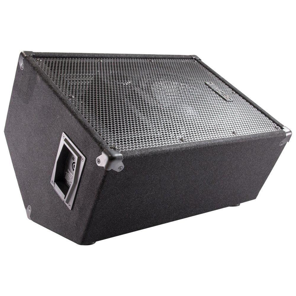 Seismic Audio - FL-10MP - Pro Audio PA/DJ 10'' Monitor - 100% Birch Plywood  - 250 Watts RMS each by Seismic Audio