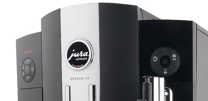 Amazon.com: jura-capresso Impressa C9 One Touch Centro de ...