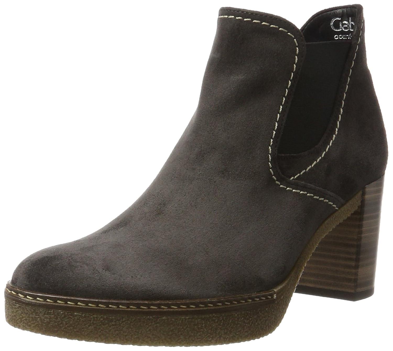 gris (39 Dkgriss.n Dkgriss.n Ama Mi) Gabor chaussures Comfort Fashion, Bottes Femme  bon shopping