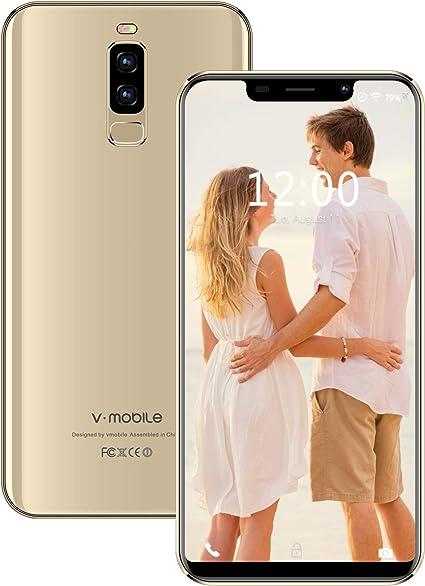 Smartphone Oferta del Día 4G, 3GB RAM 16GB ROM Android 8.1 5.84 ...