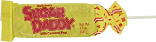 product image for Charms Sugar Daddy Milk Caramel LolliPops [case of 24]