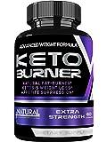 Best Keto Diet Pills - Fat Burner - Keto Diet Pills From Shark Tank, Ketosis Supplement for Women and Men– Boosts Energy & Metabolism, Burns Fat Fast- Keto Weight Loss Supplements - Keto Burn - 60 Cap