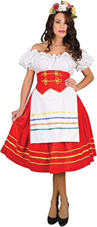 Stamco Disfraz Mujer Cosaca: Amazon.es: Juguetes y juegos